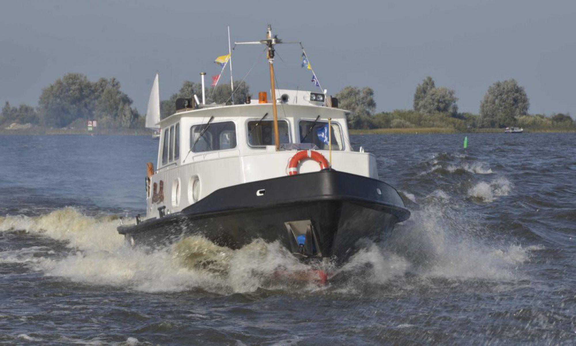 De schottelboot