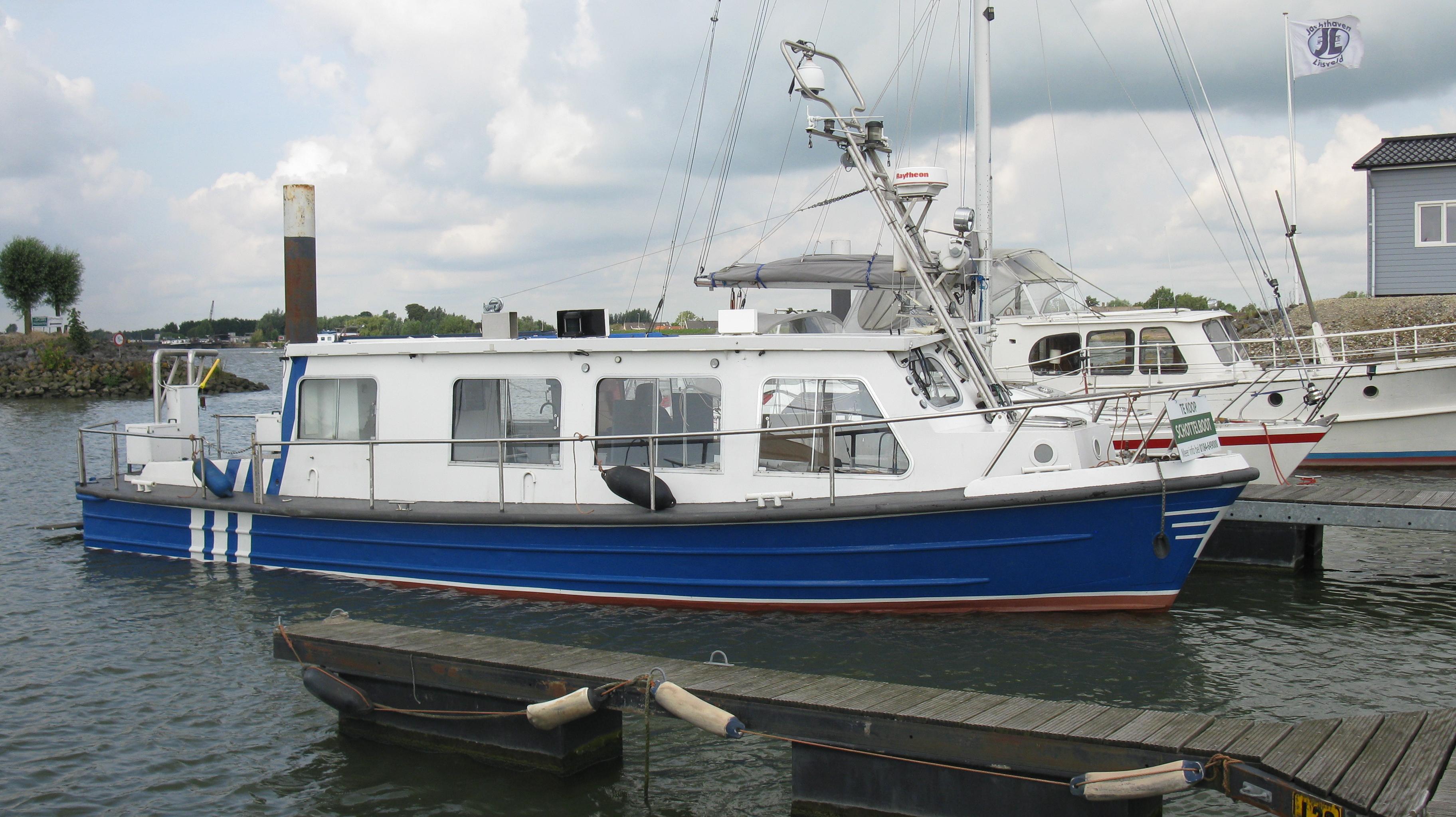 Challenger Schottelvaartuig